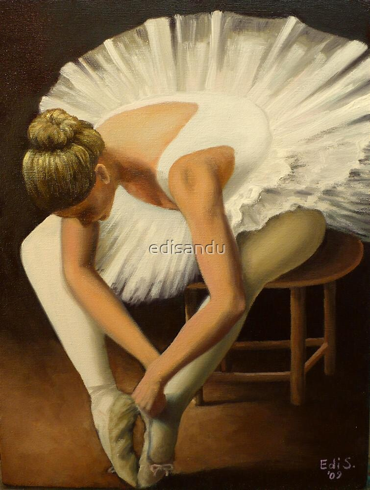 ballerina by edisandu
