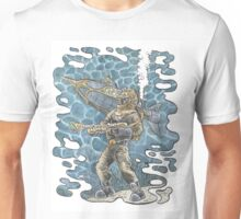 Diving Suit from 20,000 Leagues Under the Sea Unisex T-Shirt