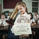 School Daze - Over-Achiever by Alicia Adamopoulos