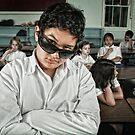 School Daze - Cool Kid by Alicia Adamopoulos