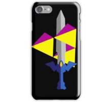 It's Not Safe To Go Alone! iPhone Case/Skin