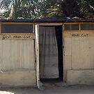 gambian hairdresser's by elisabeth tainsh