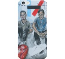 Cheese - Twenty One Pilots iPhone Case/Skin