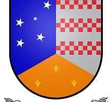 Coat of Arms of Chilean Antarctic Territory by abbeyz71