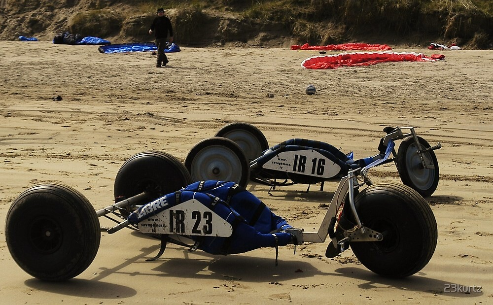 kite buggy by 23kurtz