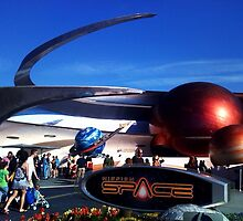 Mission Space by SylviaS