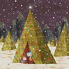 Tree Tent by Luke Pearson