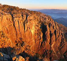 The Gorge, Mount Buffalo, Australia by Michael Boniwell