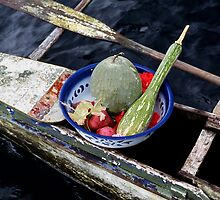Village Offerings, Papua New Guinea by Jeremiah Keenehan