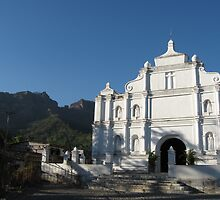 Iglesia de Panchimalco by Karla76