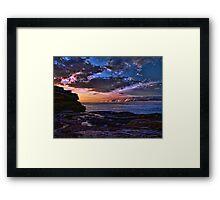 Broome Scape Framed Print