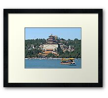 Summer Palace, Beijing Framed Print