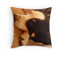 Longing,  nothing is the same without you Throw Pillow