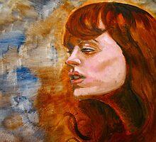 Sad Eyed Lady by Dontae