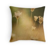 Artsy Lace Throw Pillow