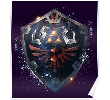 The Epic Hylian Shield Poster
