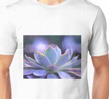 Echeveria Silver Queen Unisex T-Shirt