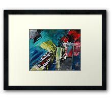 Earthshaker Framed Print