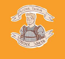 Dragon Age Origins: ALISTAIR THEIRIN DEFENSE SQUAD Unisex T-Shirt