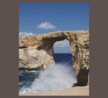 a stunning Malta landscape Baby Tee