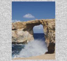 a stunning Malta landscape One Piece - Long Sleeve