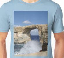 a stunning Malta landscape Unisex T-Shirt
