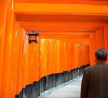 Fushimi Inari Taisha by Mark Eden