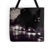 Bus Only Lane Tote Bag