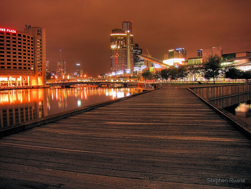 Melbourne by Stephen Ruane