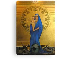 Shoesmith's Madonna of the Atlantic Canvas Print
