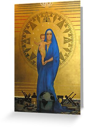 Shoesmith's Madonna of the Atlantic by Christopher Biggs