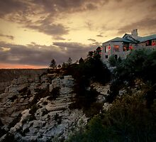 House of the Setting Sun by Lij808