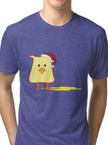 Chick peed ... right? Tri-blend T-Shirt