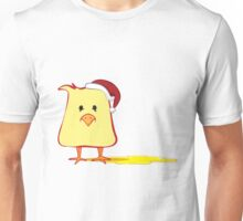 Chick peed ... right? Unisex T-Shirt