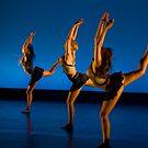 Blue Dance by Di Jenkins