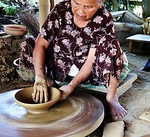 Hoi An Potter 3 by Jordan Miscamble