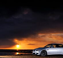 BMW M3 as the sun sets .... by M-Pics