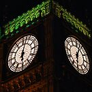 Big Ben - HAPPY NEW YEAR EVERYONE! by Penny V-P