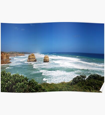 Apostles Port Campbell National Park Vic.Australia !!! Poster