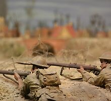 Australia at War 2 by Neil Bennett