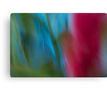 ʻAwapuhi #15 (Ginger Series) Canvas Print