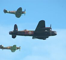 Aircraft of WW2 by John Thurgood