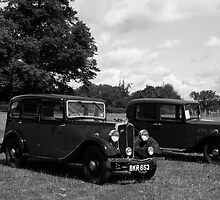 Classic Cars by Tom Warland