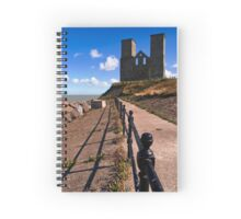 Walk to the Towers Spiral Notebook