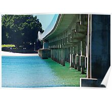 Forster / Tuncurry bridge Poster