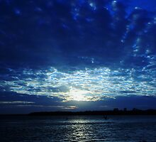 blue morning by kathy s gillentine