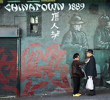 Chinatown, San Francisco by Mark Eden