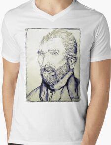 Vincent Mens V-Neck T-Shirt