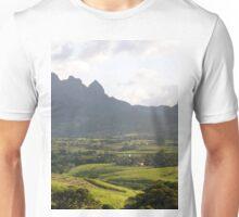 a stunning Burundi landscape Unisex T-Shirt