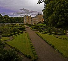 The Gardens & Their Castle by Ryan Davison Crisp